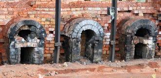 Kilns royalty free stock photo