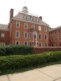brick kolonizatora domu styl Fotografia Royalty Free