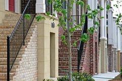brick kroków Fotografia Royalty Free