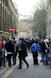 Brick Lane London Royalty Free Stock Images