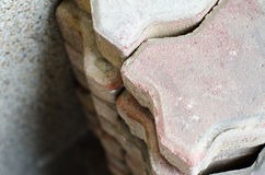 Brick layer Royalty Free Stock Photos