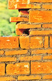 brick laying Royalty Free Stock Images