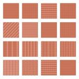 Brick masonry Stock Images