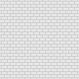 Brick masonry vector background, texture Stock Photos