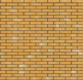 Brick masonry wall seamless texture Stock Images