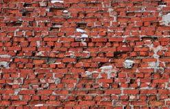brick old wall Στοκ φωτογραφία με δικαίωμα ελεύθερης χρήσης