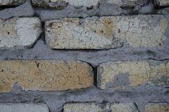 Brick old wall Stock Photo
