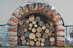 Brick oven Royalty Free Stock Photos
