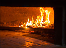 Brick oven Royalty Free Stock Images