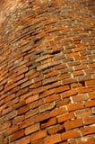 brick paląca Obrazy Stock