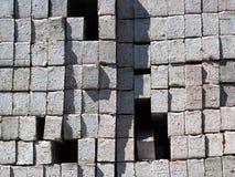Brick Palette Stock Images
