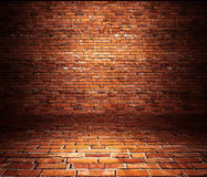 Brick panels Royalty Free Stock Images