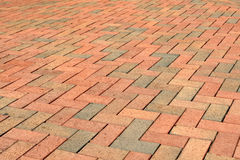 Brick Path Stock Photos