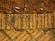 Brick pattern Stock Image