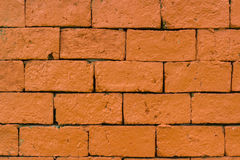 Brick pattern background Stock Image