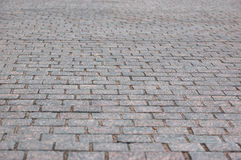 Brick pavement Stock Photos