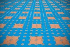 Brick pavement Stock Photo