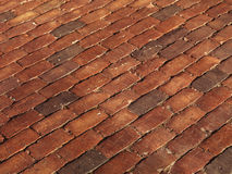 Brick Pavement Stock Images