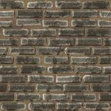 Brick pavement generated teture Royalty Free Stock Images