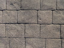 Brick pavement Stock Photo