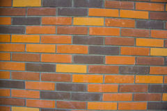 Brick pavement texture Royalty Free Stock Photography