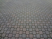 Brick Paving Royalty Free Stock Photos