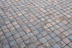 Brick Paving Stock Images