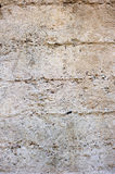 Brick Plastered Wall. Textured brick plastered wall background royalty free stock photo