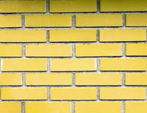 Brick presented on a different way Royalty Free Stock Images