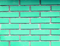 Brick presented on a different way Royalty Free Stock Photography