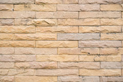 Brick red background, stains on the wall The weather has long sun. Can be assembled in one part of advertising. Royalty Free Stock Photo
