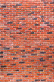 Brick red wall texture background Royalty Free Stock Images