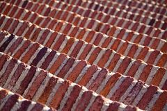 Brick repetitio Royalty Free Stock Images