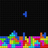 Brick retro game Stock Images