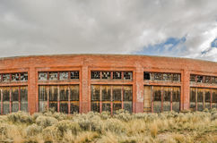 Brick Roundhouse Stock Images