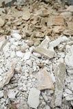 Bricks and rubble Royalty Free Stock Photo