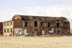 Brick ruin Stock Photo