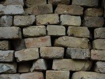 Brick sample texture Royalty Free Stock Photos