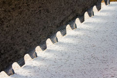 Brick Saw Stock Photo