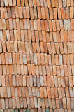 Brick stack, construction material Stock Photography
