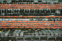 Brick stairs Royalty Free Stock Photography