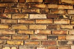 Brick and stone background Stock Photos