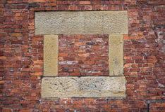 Brick Stone Frame Stock Photos