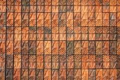 Brick stone pattern wall Stock Photo