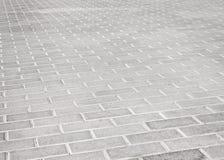 Brick stone street road. Stock Images