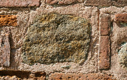 Brick stone wall background Royalty Free Stock Photo