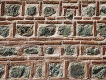 Brick stone wall background Royalty Free Stock Image