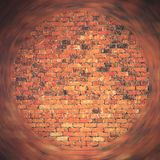 Brick stone wall detail texture background wallpaper.  royalty free stock image