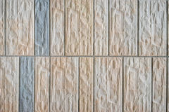Brick stone wall or floor seamless background and texture Royalty Free Stock Images