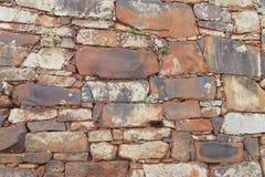 Brick stone wall pattern Stock Photography